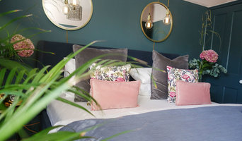 Bedroom Makeover - Luxe Hotel Style