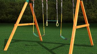 3 Position Swing set