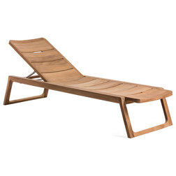Tropical Outdoor Chaise Lounges by OASIQ