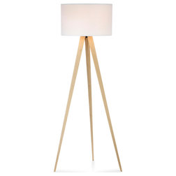 Modern Floor Lamps by Houzz