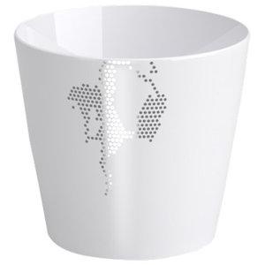 Past and Present Ceramic Cup
