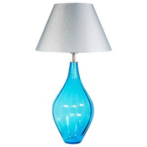 Borneo Aquamarine Table Lamp