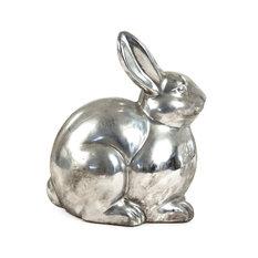Decorative Metallic Rabbit
