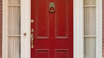 Door Repaint