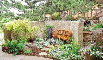 Featured Serene Interactive Garden