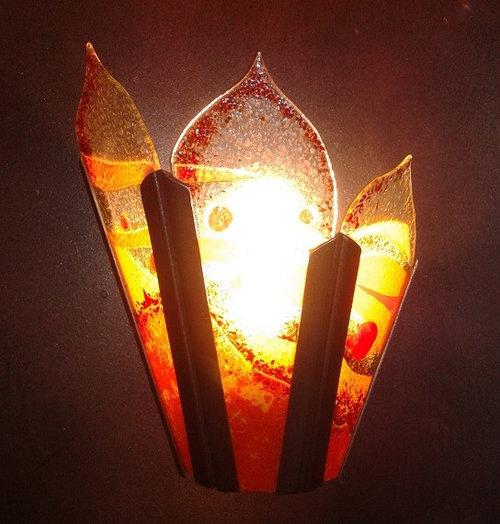 Sébastien Lefèvre - Applique tria - Wall Lighting