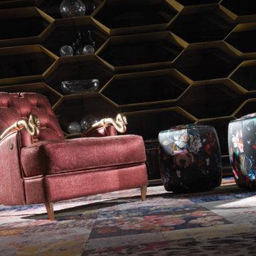 Cavalli Home Living room