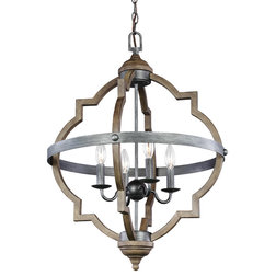 Mediterranean Pendant Lighting by Lighting New York