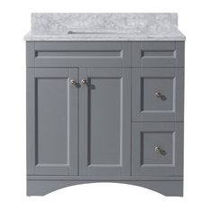 Contemporary Bathroom Vanities 36 Inch contemporary bathroom vanities | houzz