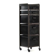 Brikk   Lewis Mobile Cabinet   Filing Cabinets