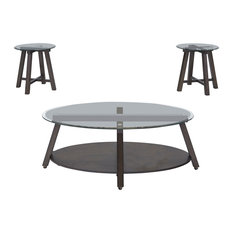 Rolder 3-Piece Cocktail Table Set