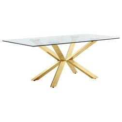Contemporary Dining Tables by Meridian Furniture