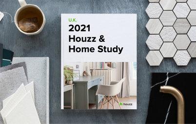 2021 UK Houzz & Home Renovation Trends Study
