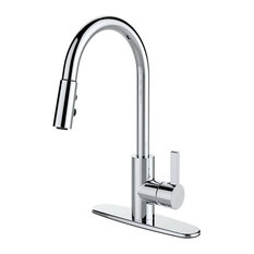 50 Most Popular Pull Down Kitchen Faucets For 2019 Houzz