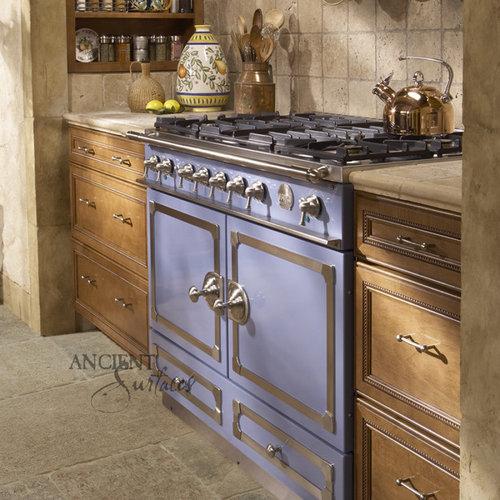 Mediterranean Tiles Kitchen: Kitchen Stone Tiles (Mediterranean Style