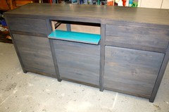 Where To Purchase Or How Mix Gel Stain In Charcoal Grey