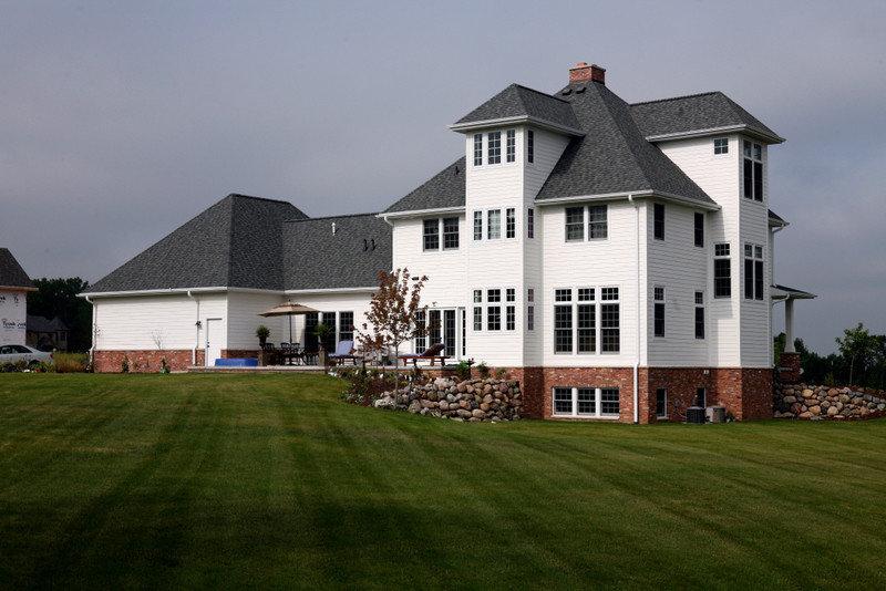 Four Square Farm House