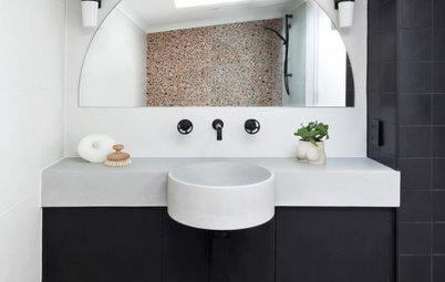 Room of the Week: A Terrazzo-Inspired Bathroom in Fremantle