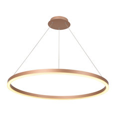 Single Tier Layer LED Pendant Light