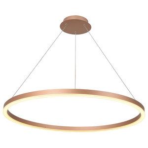 Single Tier Layer LED Pendant Light