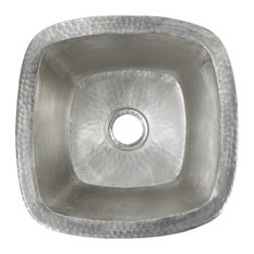 Rincon Bar and Prep Sink, Brushed Nickel