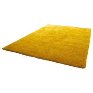 Tom Tailor Soft Shaggy Rug, Yellow, 160x230 cm