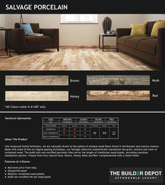 home designs and prices. Our Salvage Collection is priced at  3 59 a square foot prices valid thru July 2015 http www thebuilderdepot com woodlooktile html DC Row Home Kitchen Range Traditional Metro