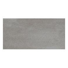 """Uptown Hamilton 24""""x47"""" Porcelain Floor Tile, Set of 2"""