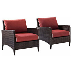 New Transitional Outdoor Cushions And Pillows by Crosley