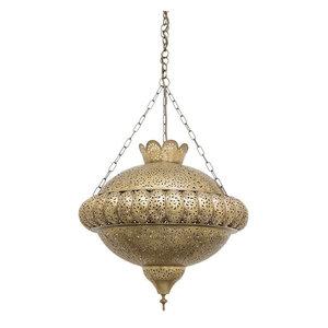 Ramman Brass Moroccan Pendant