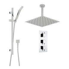 50 Most Popular Rain Showerhead For 2018 Houzz