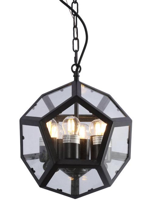 JL Styles Inc - Cronus 6-Light Pendant - Pendant Lighting