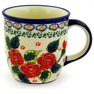 Bowls & Plates Mackenzie-childs Enamel Bee Child's Mug Cups, Dishes & Utensils