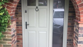 Haywards Heath - New timber Door and Frame