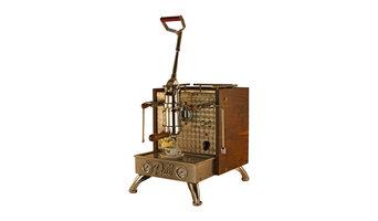 Pull Lever Espresso Machine