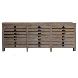 Transitional Buffets And Sideboards by Padma's Plantation