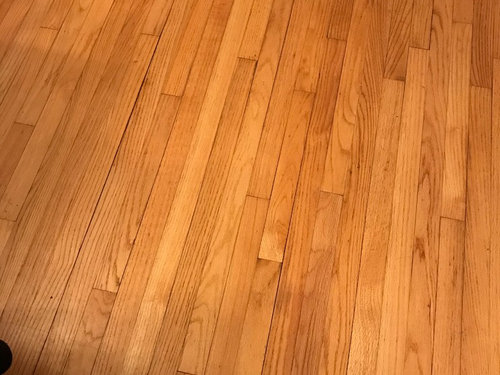Mixing Wood Floors And Furniture