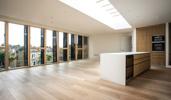 Istoria Bespoke Pale Oak designed by Golden Houses