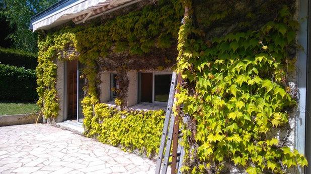 Avant/Après : Une maison 70's repensée pour une archi d'intérieur