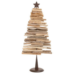 Rustic Holiday Accents And Figurines by Ergode