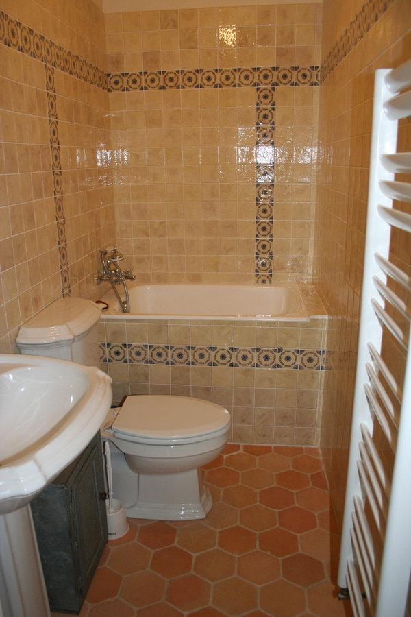 Tiled Bath