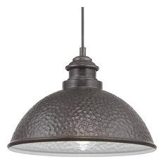 Englewood One-Light Hanging Lantern (P550032-103)