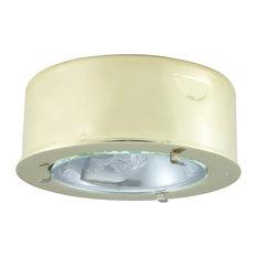 Jesco Pk100-Pb 20W Halogen Metal Puck Light