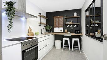 Reforma integral piso 120 metros. Precio reforma 40000 euros, diseño, mobiliario