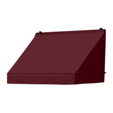 Sunsational - Replacement Cover Only - 4' Classic Awnings in a Box, Burgundy - Awnings