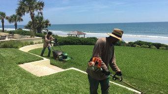 Jacksonville Beach Lawn Maintenance