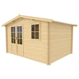 Traditional Sheds by SolidBuild Inc.