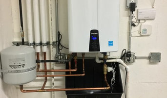 Tankless with all the bells and whistles
