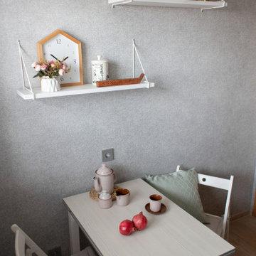 Кухня в Хрущевке 5,5 кв.м.
