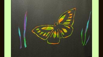 Flirtatious Butterfly